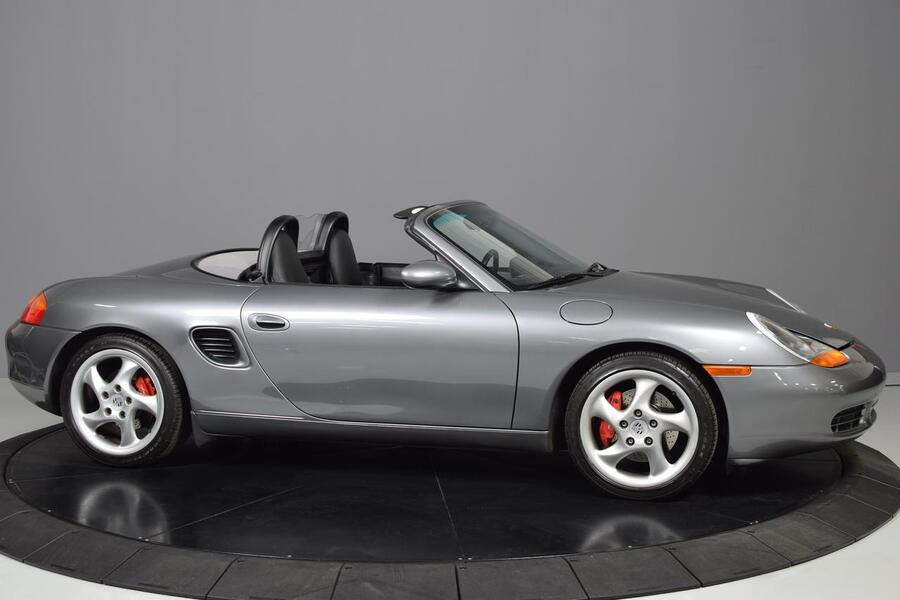 2002_Porsche_Boxster_S_ Glendale Heights IL