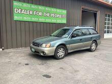 2002_Subaru_Outback_Wagon w/ All-weather Package_ Spokane Valley WA