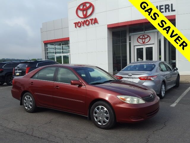 2002 Toyota Camry XLE Cranberry Twp PA