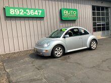 2002_Volkswagen_New Beetle_GLS 2.0_ Spokane Valley WA