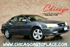 2003_Acura_TL_Type S - 1 OWNER CLEAN CARFAX BLACK LEATHER HEATED SEATS SUNROOF PREMIUM ALLOY WHEELS_ Bensenville IL