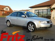 2003_Audi_A4_1.8T_ Fishers IN