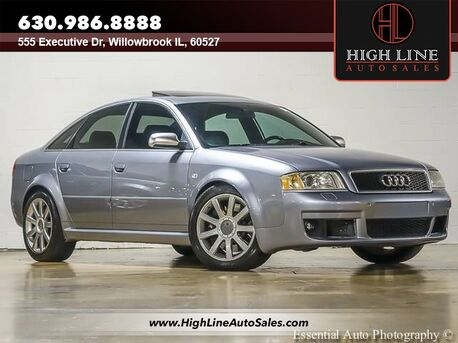 2003_Audi_RS6_V8 BI-TURBO_ Willowbrook IL