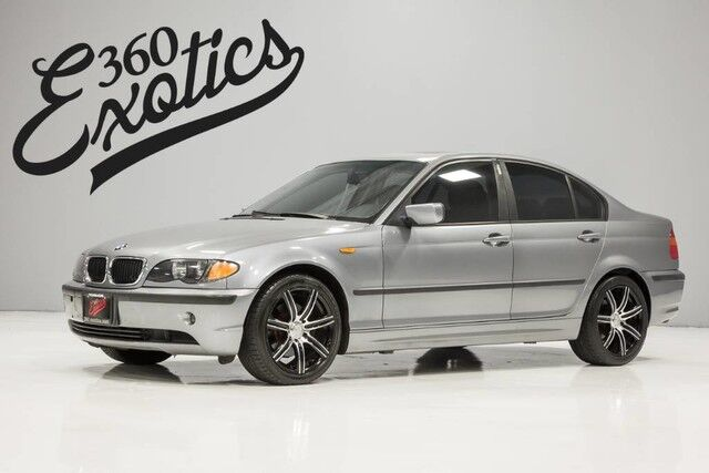 2003_BMW_3 Series_325i_ Austin TX