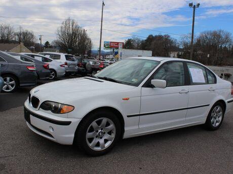 2003 BMW 325I 325i Roanoke VA