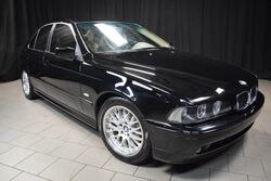 BMW 5 Series 530i 5-Speed Sport Pkg 2003
