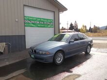 2003_BMW_5-Series_530i_ Spokane Valley WA