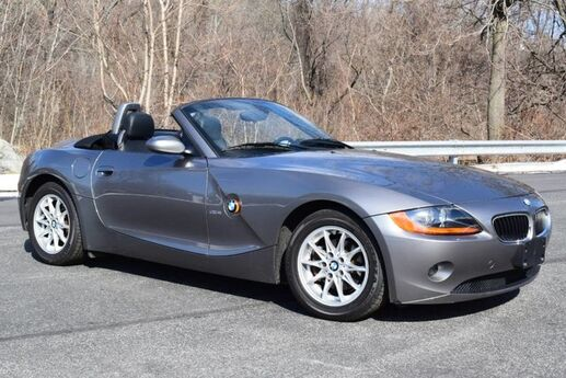 2003 BMW Z4 2.5i Easton PA