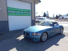 2003_BMW_Z4_2.5i_ Spokane Valley WA