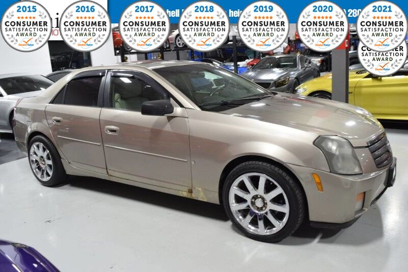 2003_Cadillac_CTS__ Glendale Heights IL