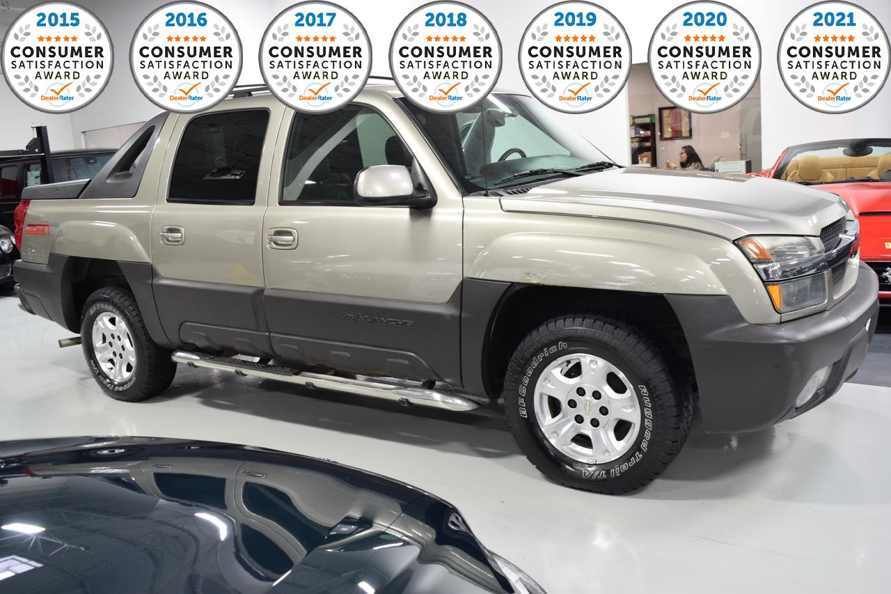 2003 Chevrolet Avalanche  Glendale Heights IL