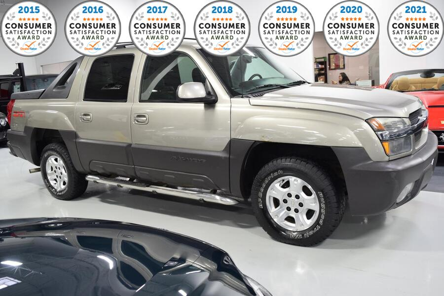 2003_Chevrolet_Avalanche__ Glendale Heights IL