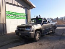 2003_Chevrolet_Avalanche_1500 4WD_ Spokane Valley WA