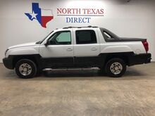 2003_Chevrolet_Avalanche_2500 LT3 8.1 V8 Heated Leather Sunroof 3/4 Ton Bose_ Mansfield TX