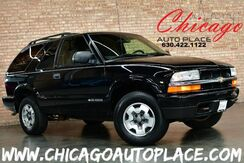2003_Chevrolet_Blazer_LS - 4WD 4.3L VORTEC V6 ENGINE GRAPHITE CLOTH INTERIOR PREMIUM ALLOY WHEELS_ Bensenville IL