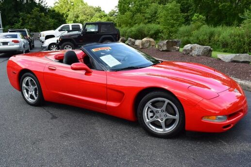 2003 Chevrolet Corvette  Easton PA