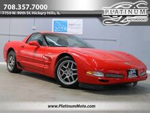 2003_Chevrolet_Corvette Z06_1 Owner Two Tone Seats_ Hickory Hills IL