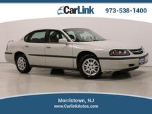 2003_Chevrolet_Impala_Base_ Morristown NJ