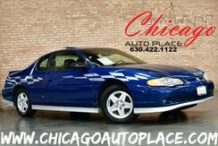 2003_Chevrolet_Monte Carlo_SS - 3.8L V6 ENGINE FRONT WHEEL DRIVE BLACK LEATHER SPORT SEATS HEATED SEATS SUNROOF DUAL OUTLET EXHAUST_ Bensenville IL