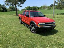 2003_Chevrolet_S-10_LS_ Crozier VA