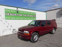 2003_Chevrolet_S10 Pickup_LS Crew Cab 4WD_ Spokane Valley WA