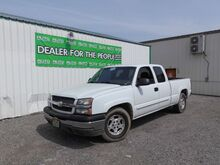 2003_Chevrolet_Silverado 1500_Ext. Cab Long Bed 2WD_ Spokane Valley WA