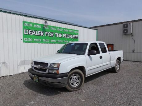 2003 Chevrolet Silverado 1500 Ext. Cab Long Bed 2WD Spokane Valley WA