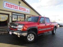 2003_Chevrolet_Silverado 1500_HD LS Crew Cab 4WD_ Middletown OH