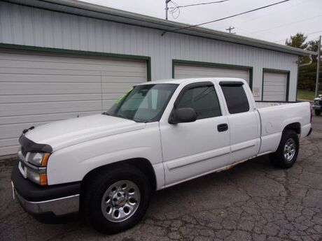 2003 Chevrolet Silverado 1500 LS Ext. Cab Short Bed 2WD Middletown OH