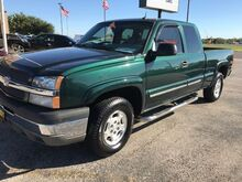 2003_Chevrolet_Silverado 1500_LT Ext. Cab Short Bed 4WD_ Killeen TX