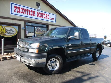 2003 Chevrolet Silverado 2500HD LS Ext. Cab Long Bed 2WD Middletown OH