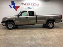 2003_Chevrolet_Silverado 2500HD_LT 4WD 6.6L Duramax Diesel Allison 4 Door Long Bed Alloys_ Mansfield TX