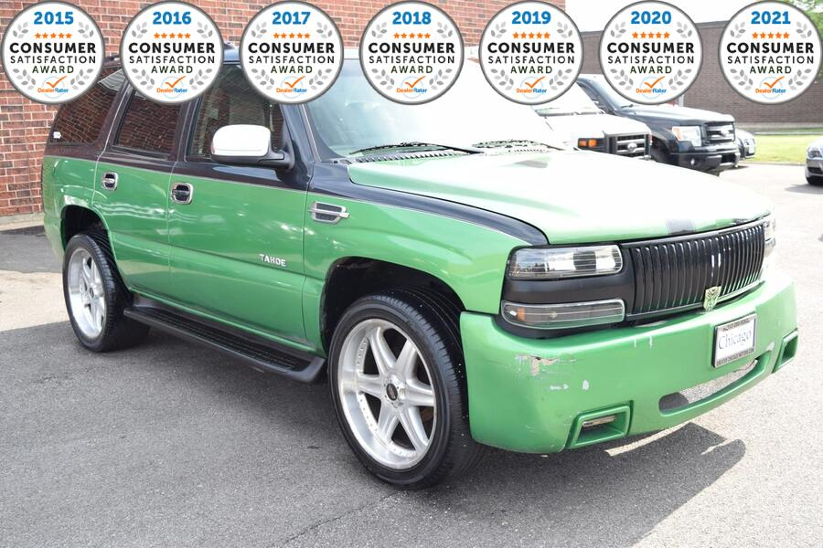 2003_Chevrolet_Tahoe_LT_ Glendale Heights IL
