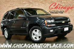 2003_Chevrolet_TrailBlazer_LTZ - 4.2L VORTEC I6 ENGINE 4 WHEEL DRIVE 1 OWNER GRAY LEATHER HEATED SEATS DUAL ZONE CLIMATE CONTROL_ Bensenville IL