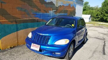 2003_Chrysler_PT Cruiser_Limited Edition_ Saint Joseph MO