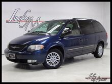 2003_Chrysler_Town & Country_Limited Rear TV Heated Seats_ Villa Park IL
