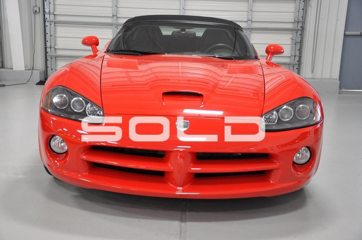 2003 Dodge Viper SRT-10 Tomball TX