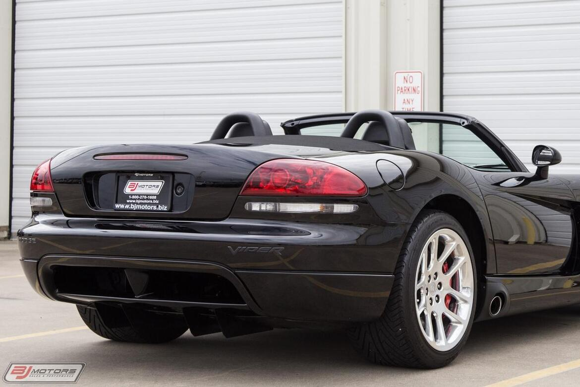 2003 Dodge Viper SRT-10 Tomball TX