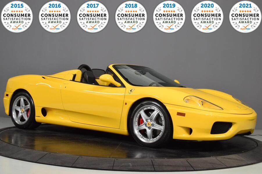 2003 Ferrari 360  Glendale Heights IL
