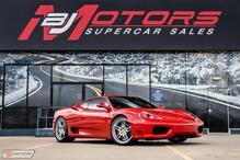 2003 Ferrari 360 Modena Coupe