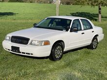2003_Ford_Crown Victoria Police Interceptor_Police Package_ Crozier VA