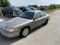 2003 Ford Crown Victoria Standard Goldthwaite TX