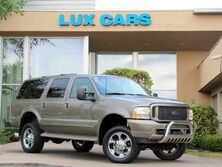 Ford Excursion 4wd Limited Diesel Rear DVD 2003