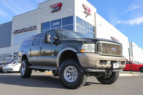 2003_Ford_Excursion_Eddie Bauer 6.0L 4WD_ Chantilly VA
