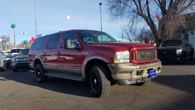 2003 Ford Excursion Eddie Bauer 6.0L 4WD Twin Falls ID