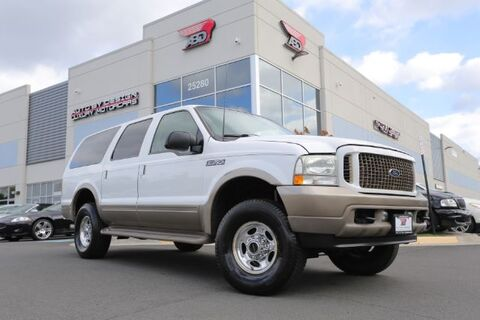 2003_Ford_Excursion_Eddie Bauer 7.3L 4WD_ Chantilly VA