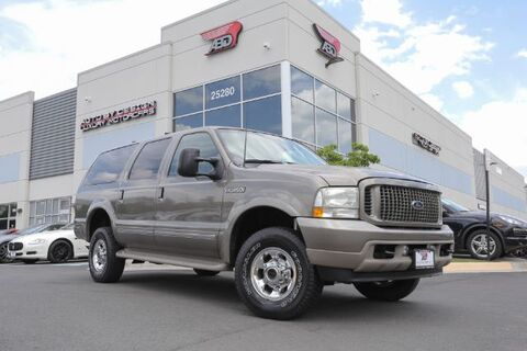 2003_Ford_Excursion_Limited 6.8L 4WD_ Chantilly VA