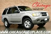 2003 Ford Explorer Sport XLT - 4.0L V6 ENGINE 4WD GRAY CLOTH INTERIOR CLIMATE CONTROL PREMIUM ALLOY WHEELS