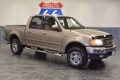2003 Ford F-150 Lariat - CREWCAB! 4WD! LEATHER LOADED! SUPER LOW MILES! DRIVES GREAT! Norman OK