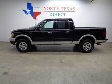 Ford F-150 Lariat Heated Leather 4WD Crew Cab Bench Seat 2003